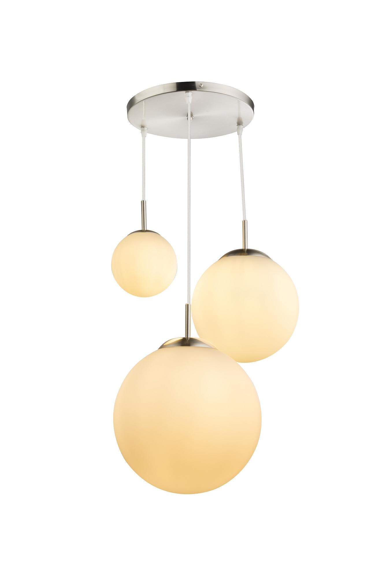 Подвесной светильник 1581-3 Globo JOEL