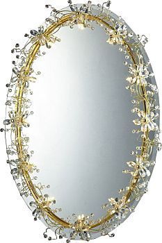 Фото товара 06 2325 0381 12 gold+ white crystal Asfour N-Light