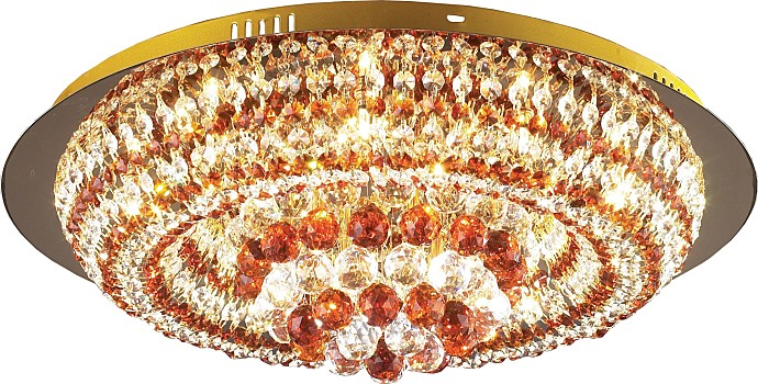Фото товара 06 2483 0333 16 (2483/16) gold, amber/white cr N-Light