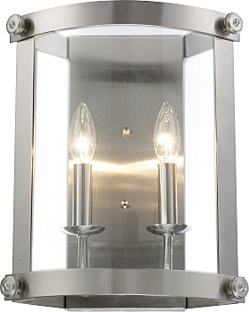 Фото товара 710-02-11CH Polished Nickel N-Light