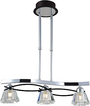 Фото товара 89103-3 chrome + wengue (blue LED) N-Light