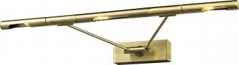 Фото товара 9953/3*20W antique brass N-Light