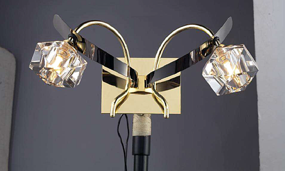 Фото товара 09 1722 0311 02 gold + black chrome N-Light