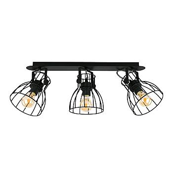 Фото товара 2122 Alano Black 3 TK Lighting