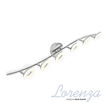 Фото товара 351/6A-Chrome IdLamp LORENZA