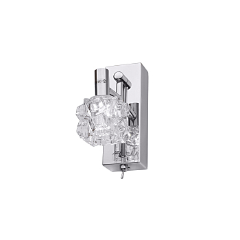 Фото товара 386/1A-Chrome IdLamp GIANNA