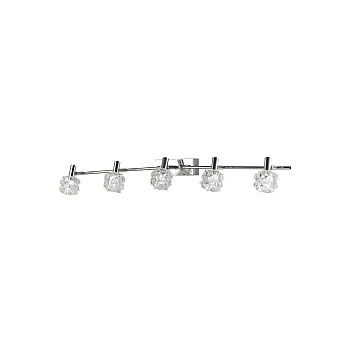 Фото товара 386/5A-Chrome IdLamp GIANNA