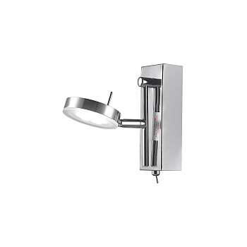 Фото товара 387/1A-chrome IdLamp JULIANA