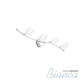 Фото товара 390/4PF-LEDWhitechrome IdLamp BIANCA