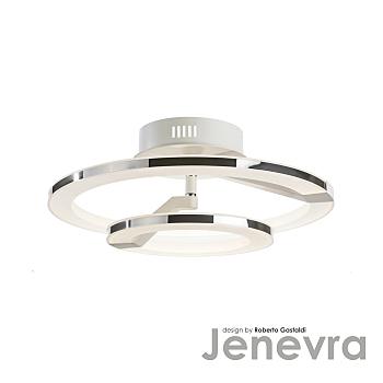 Фото товара 397/2PF-LEDWhitechrome IdLamp JENEVRA