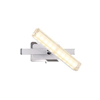 Фото товара 406/1A-Whitechrome IdLamp ROBERTA WHITE