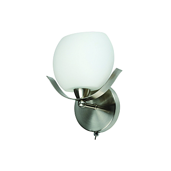 Фото товара 601/1A-SUNWhitechrome IdLamp MARTHA
