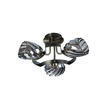 Фото товара 601/3PF-MOONOldbronze IdLamp MARTHA