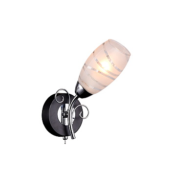 Фото товара 846/1A-Blackchrome IdLamp EDWIDGE