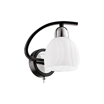 Фото товара 389/1A-Blackchrome IdLamp GIOCONDA