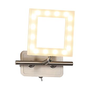 Фото товара 106/1A-LEDWhitechrome IdLamp PIAZZA