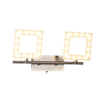 Фото товара 106/2A-LEDWhitechrome IdLamp PIAZZA
