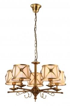 Фото товара A2806LM-5SR Arte Lamp CHIC