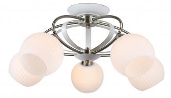 Фото товара A6342PL-5WG Arte Lamp ELLISSE