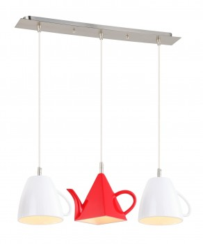 Фото товара A6605SP-3WH Arte Lamp CAFFETTERIA