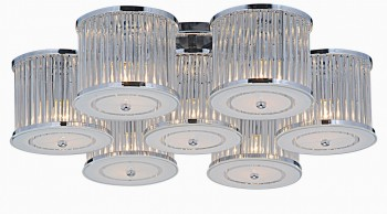 Фото товара A8240PL-7CC Arte Lamp GLASSY