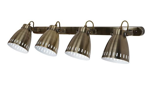 Фото товара A2214PL-4AB Arte Lamp LUNED