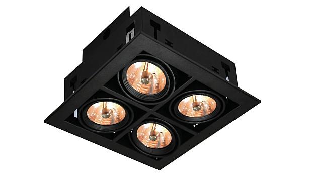 Фото товара A5930PL-4BK Arte Lamp CARDANI MEDIO