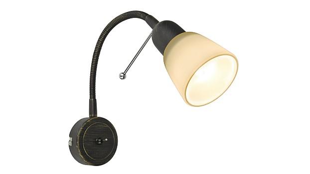 Фото товара A7009AP-1BR Arte Lamp LETTURA