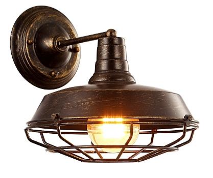 Фото товара A9183AP-1BR Arte Lamp FERRICO