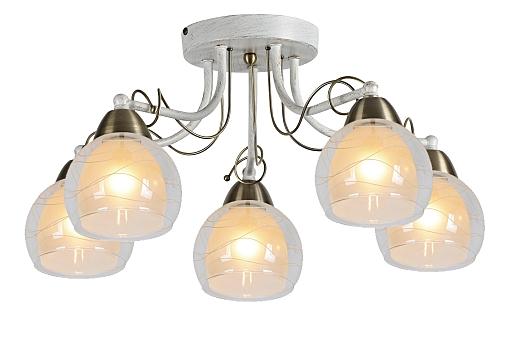 Фото товара A1633PL-5WG Arte Lamp INTRECCIO