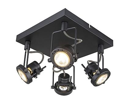 Фото товара A4300PL-4BK Arte Lamp COSTRUTTORE
