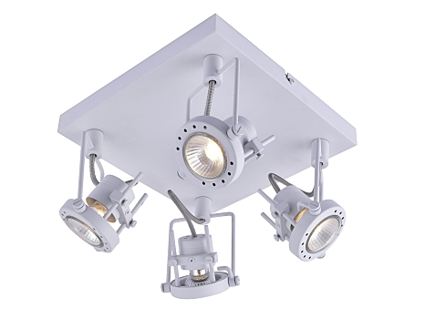 Фото товара A4300PL-4WH Arte Lamp COSTRUTTORE