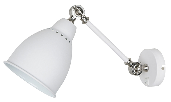 Фото товара A2054AP-1WH Arte Lamp BRACCIO