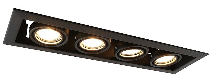 Фото товара A5941PL-4BK Arte Lamp CARDANI PICCOLO