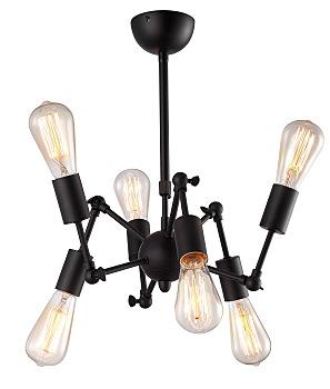 Фото товара A9190LM-6BK Arte Lamp ROOTS