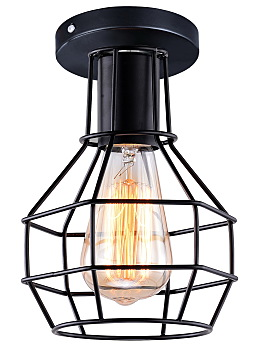 Фото товара A1109PL-1BK Arte Lamp SPIDER