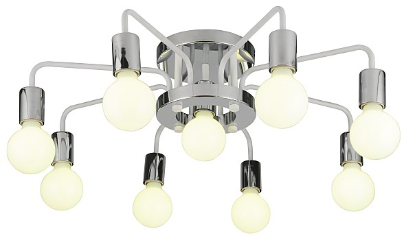 Фото товара A6001PL-9WH Arte Lamp GELO