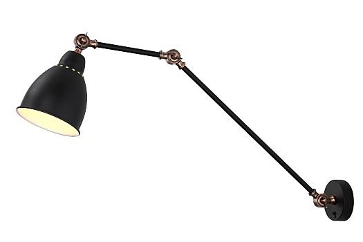 Фото товара A2055AP-1BK Arte Lamp BRACCIO