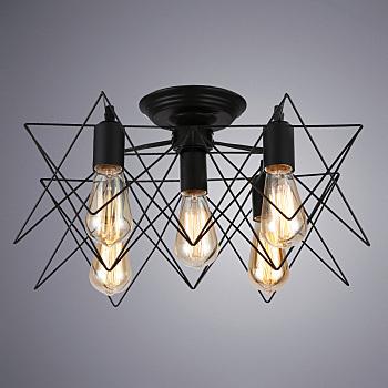 Фото товара A6048PL-5BK Arte Lamp