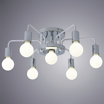 Фото товара A6001PL-7WH Arte Lamp GELO