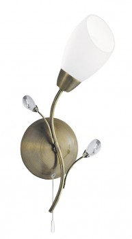 Фото товара A2766AP-1AB Arte Lamp GARDENIA