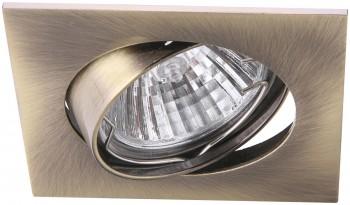 Фото товара A2118PL-3AB Arte Lamp QUADRATISCH