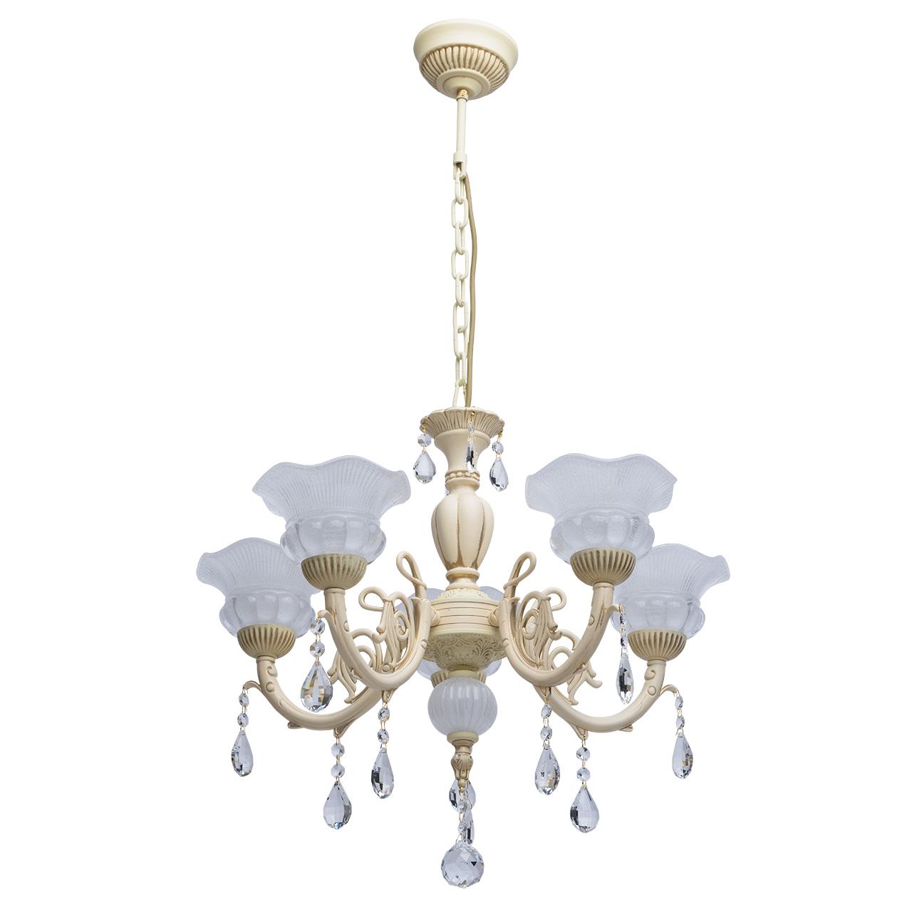 Лампа светодиодная Sun Lumen свеча на ветру прозрачная E14
