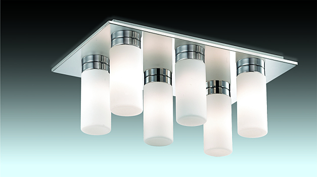 Фото товара 2661/6C Odeon Light TINGI