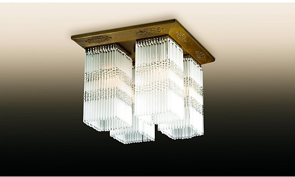 Фото товара 2550/4 Odeon Light BANSO