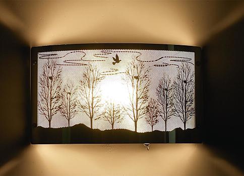 Фото товара 2190/1W Odeon Light FLAN