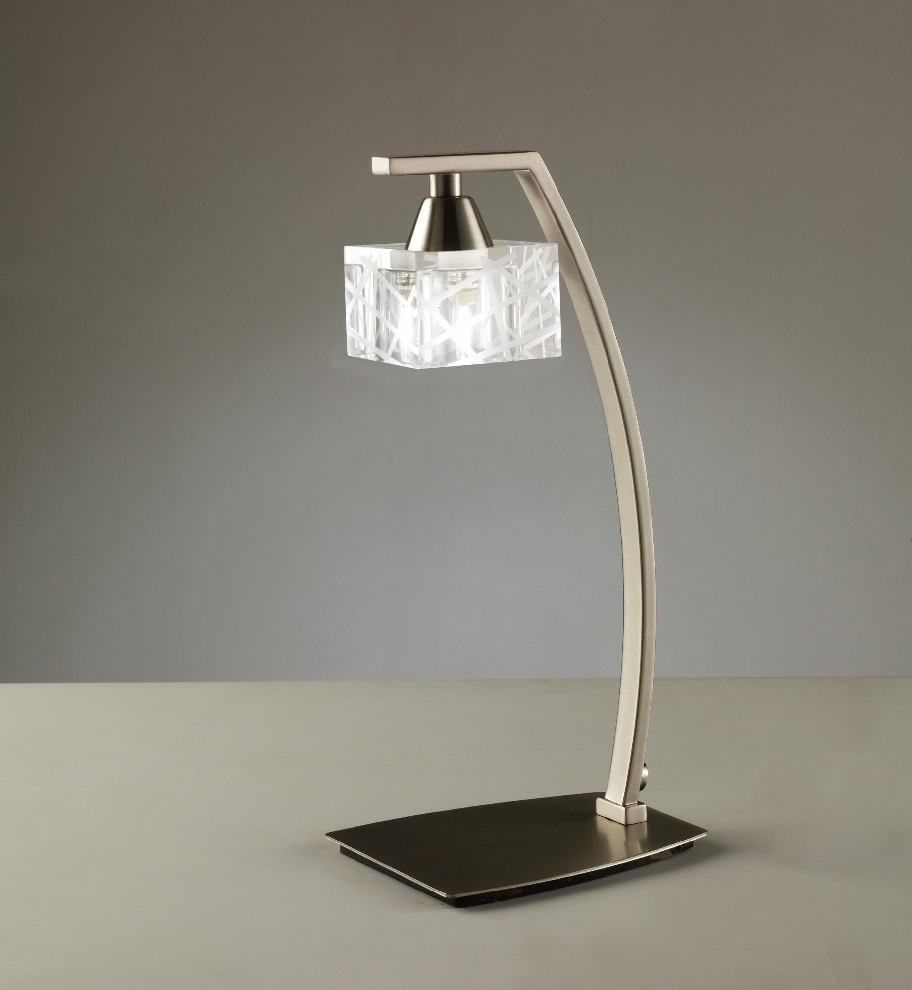 Настольная декорированная лампа 1447 Mantra ZEN