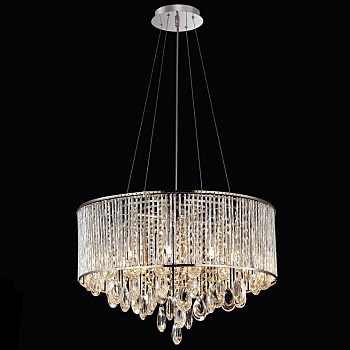 Фото товара P8144-8L Crystal Lamp