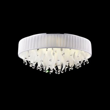 Фото товара X1681-9WH Crystal Lamp