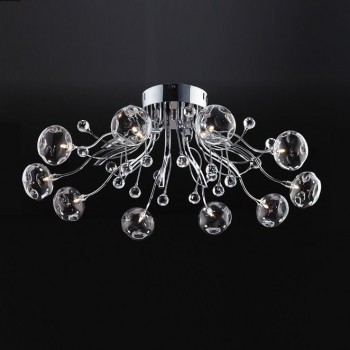 Фото товара P8026-10L Crystal Lamp